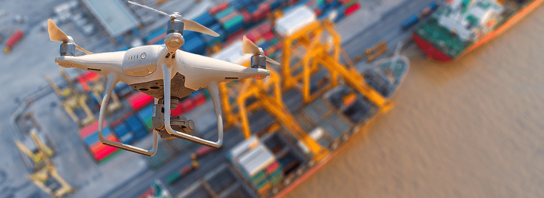 70 percent of professional minidrone pilots are limited by regulations