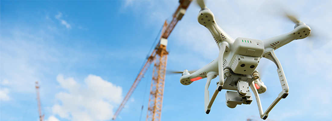 Facts & figures on the commercial drone market