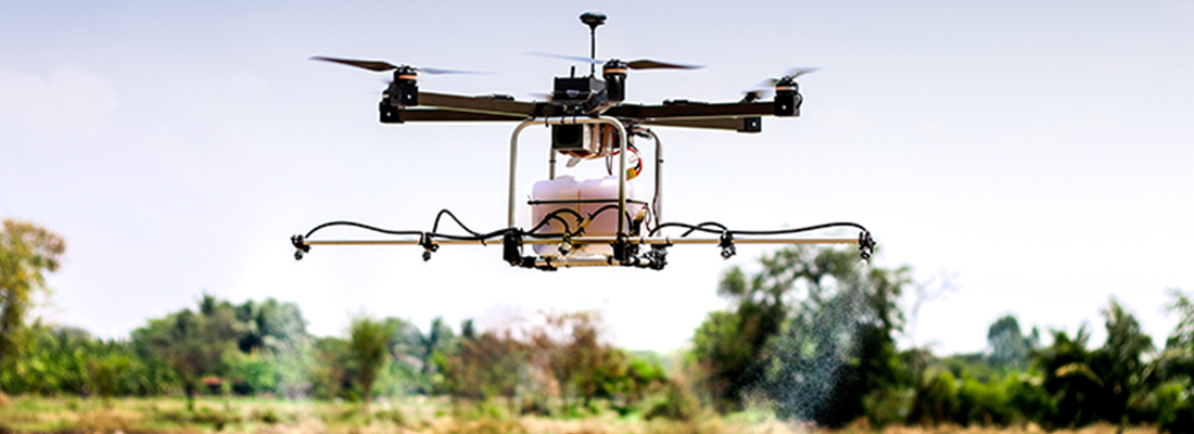 Smart farming: are drones becoming mainstream?