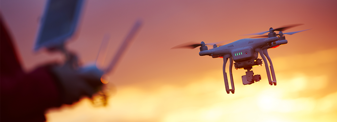 Market growth for the drone industry