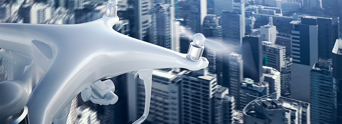 The implementations of Drones | Connekt Drone Community Gathering