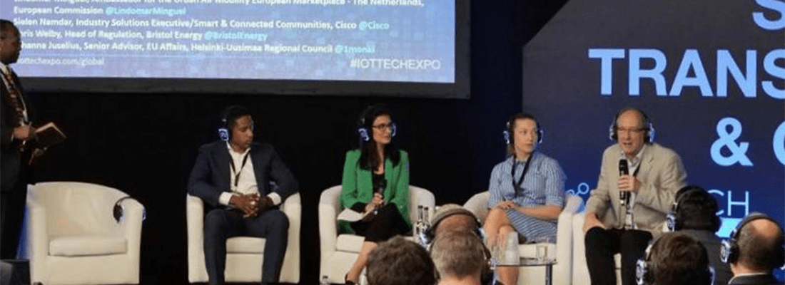 Interview with Lindomar Minguel for IoT Tech Expo
