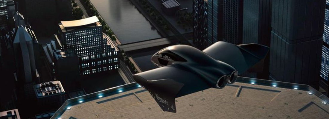 Porsche and Boeing partners on Premium Urban Air Mobility Market