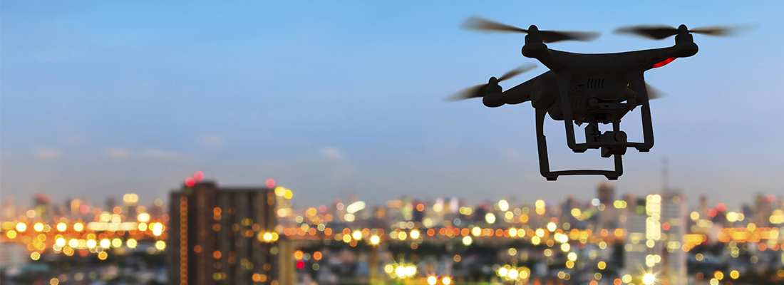 Market for commercial drones will grow to 38 billion euros