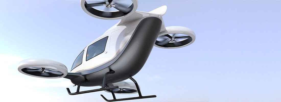 Passenger drones market is predicted  to reach $1,419.5 Million by 2026