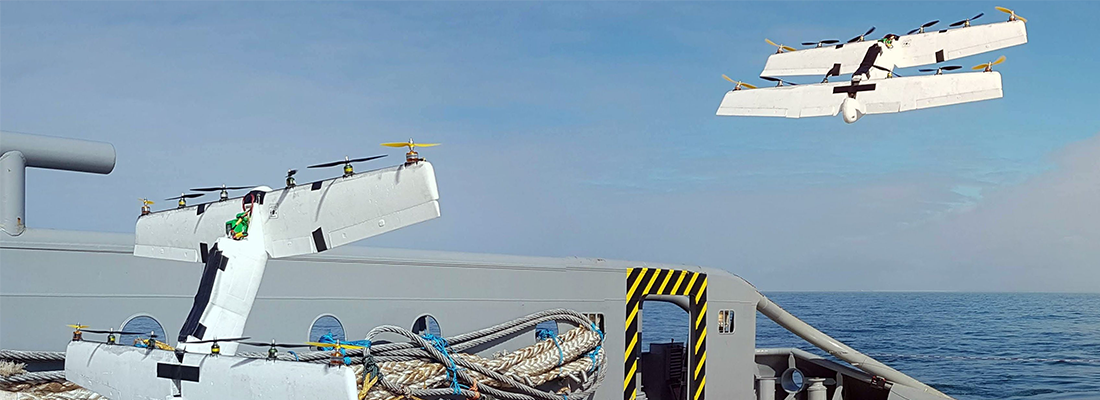 Unmanned Cargo Aircraft initiative by AUAS, NLR, University of Twente
