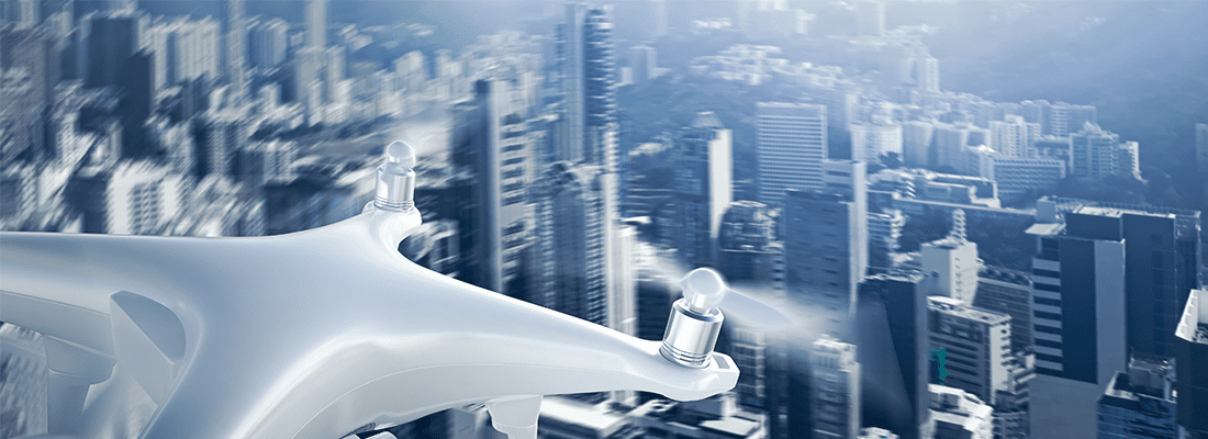5 Key trends on drones