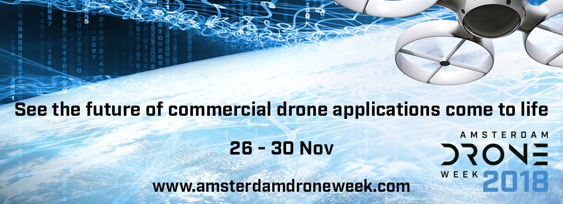 amsterdam drone week launched to service uas industry