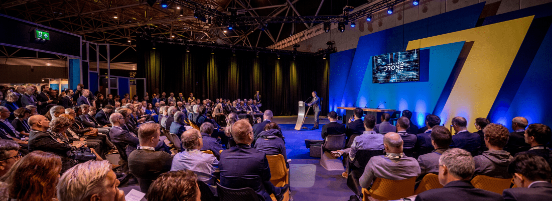 the uas community created a new transport ecosystem at amsterdam drone week